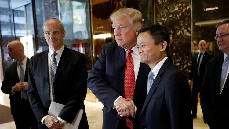 ترامب ينسف خطة لأغنى رجل صيني لتوفير مليون فرصة عمل في أميركا