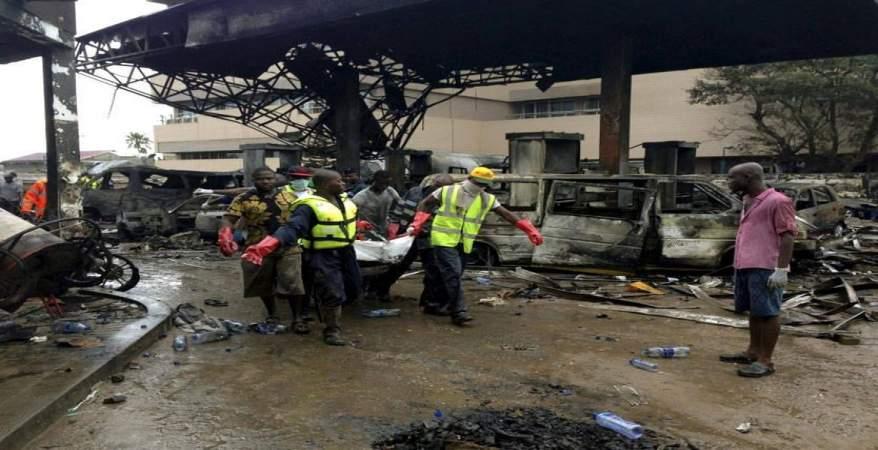 34 قتيلاً جراء فيضانات في غانا