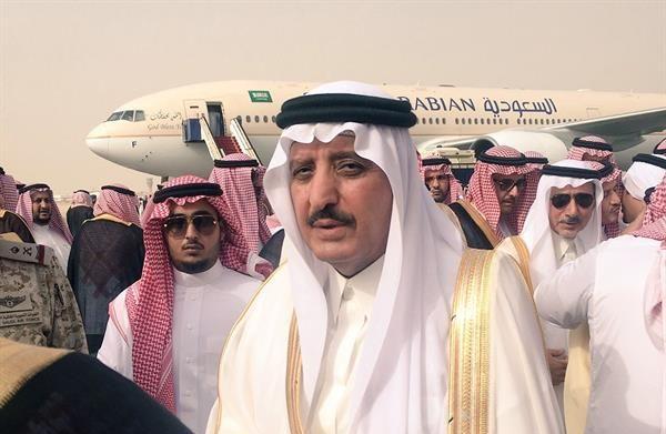 مجتهد يكشف عن عودة الأمير أحمد بن عبد العزيز الى السعودية