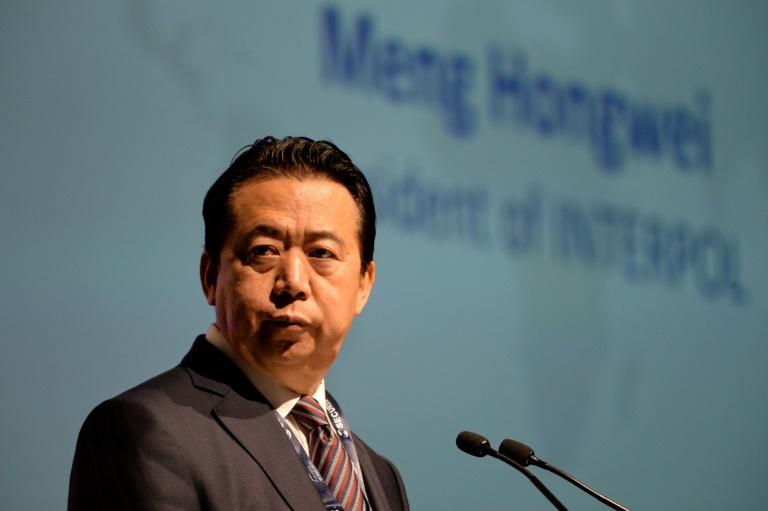 فرنسا تحقق في ملابسات اختفاء رئيس الانتربول الصيني الجنسية