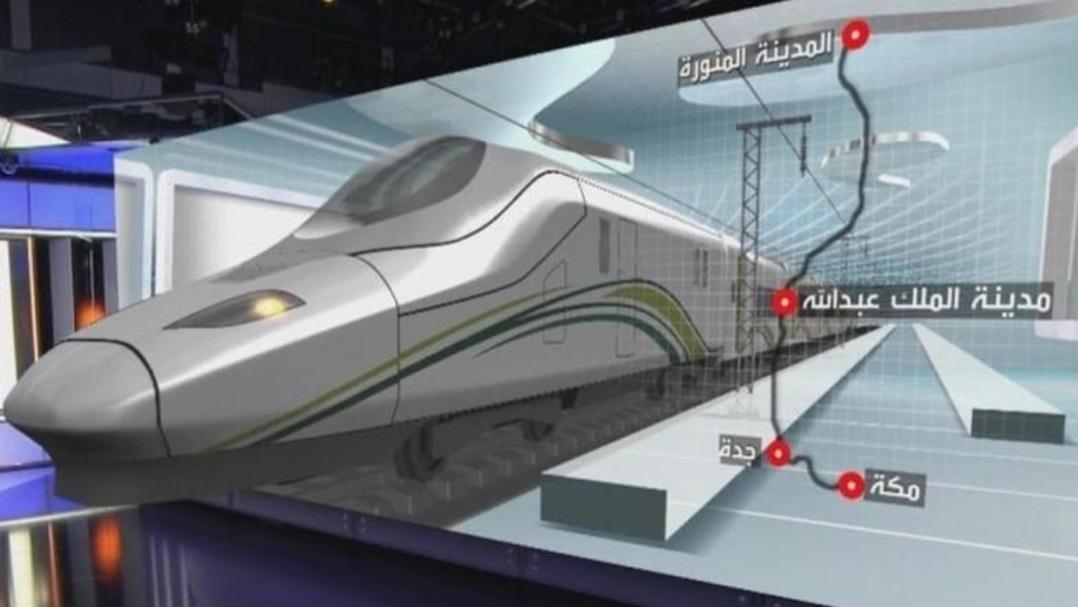 انطلاق أولى رحلات قطار الحرمين غداً بين مكة والمدينة