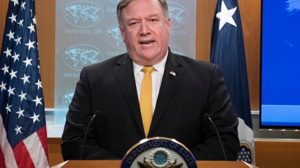 واشنطن تلغي اتفاقية صداقة مع طهران عمرها 63 سنة