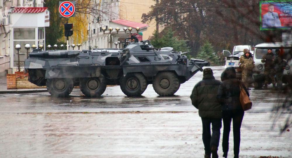دول أوروبية تشجب انتخابات الانفصاليين المقررة في شرق أوكرانيا