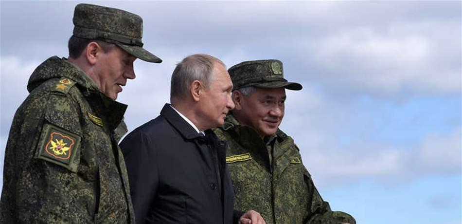 شويغو يبلغ بوتين: سوريا تسلّمت منظومة