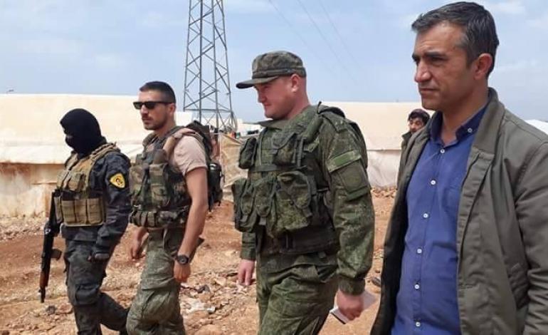الدفاع الروسية: تعرض مواقع القوات السورية للقصف بتل رفعت من جهة عفرين