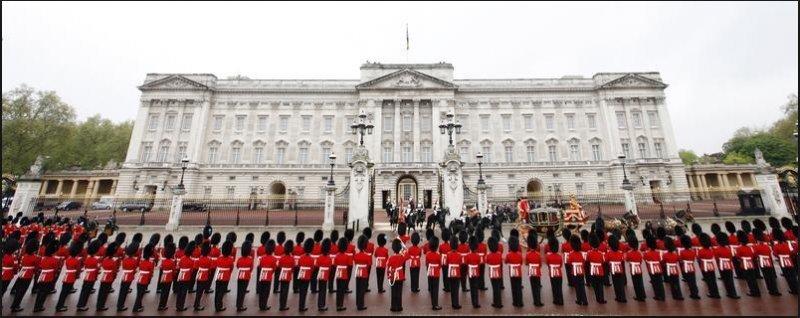 وندسور تستعد لثاني حفل زفاف ملكي بريطاني هذا العام
