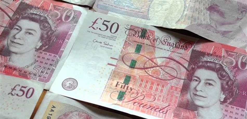 ما هي مواصفات الورقة النقدية الجديدة في بريطانيا؟