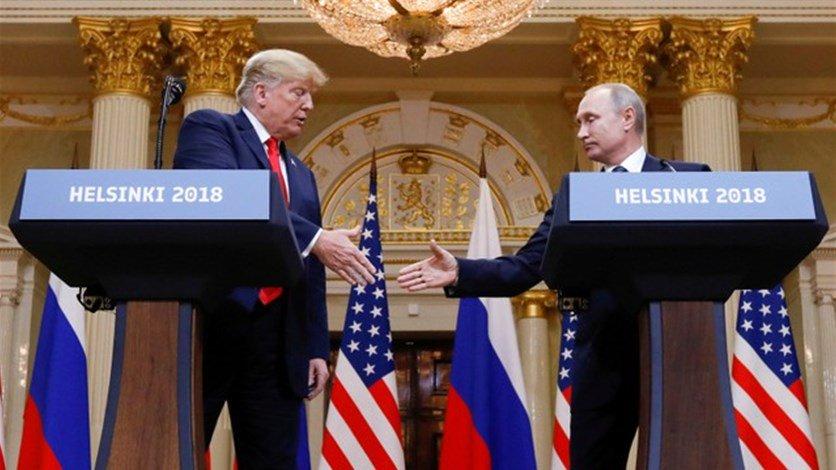 هل من لقاء قريب بين بوتين وترامب؟