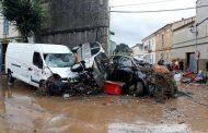 بالصور فيضانات تضرب إسبانيا وتخلف خسائر بشرية ومادية