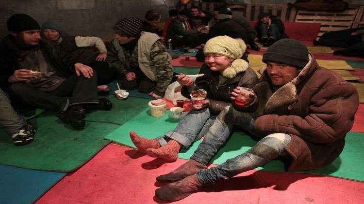 هنغاريا تطبق قانون منع المشردين من النوم في الشوارع