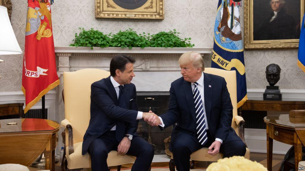 ترامب: أؤيد موقف إيطاليا من الهجرة غير الشرعية