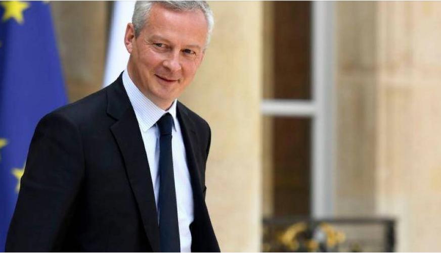 وزير الاقتصاد الفرنسي يلغي مشاركته في المؤتمر الاقتصادي بالسعودية