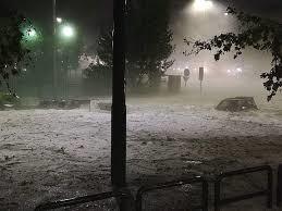 الأمطار تسبب في وقوع فيضانات في روما