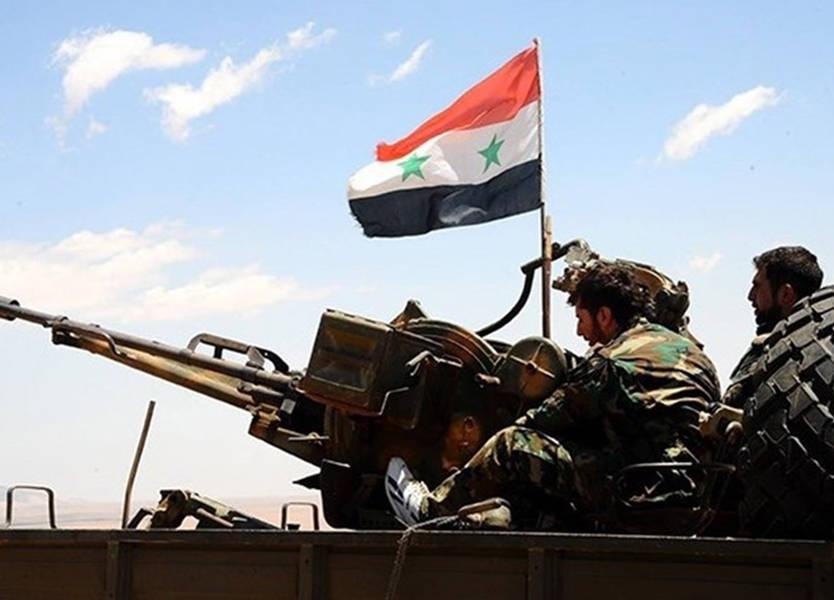 الجيش السوري يحرّر الرهائن الدروز لدى تنظيم