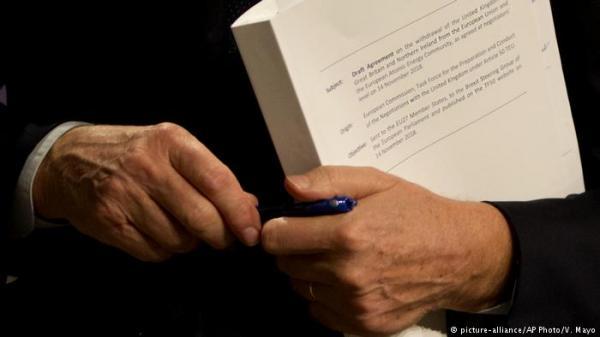 رغم استمرار الخلافات توسك يحدد موعد توقيع اتفاق بريكسيت