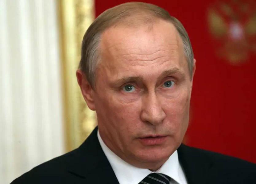 بوتين يحذّر أوكرانيا من القيام بأعمال