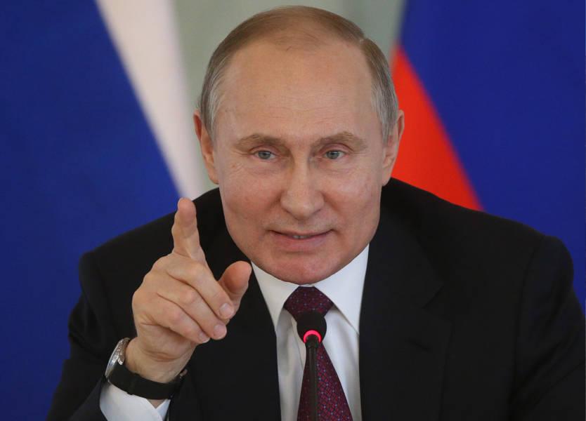 بوتين: موسكو ستردّ إذا انسحبت واشنطن من معاهدة القوى النووية