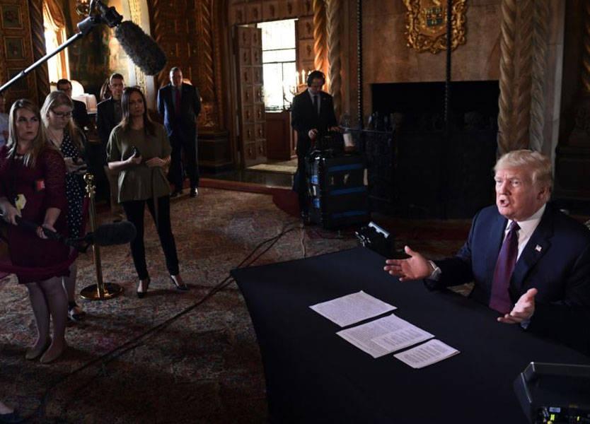 ترامب: استنتاجات الـCIA لا تورط بن سلمان