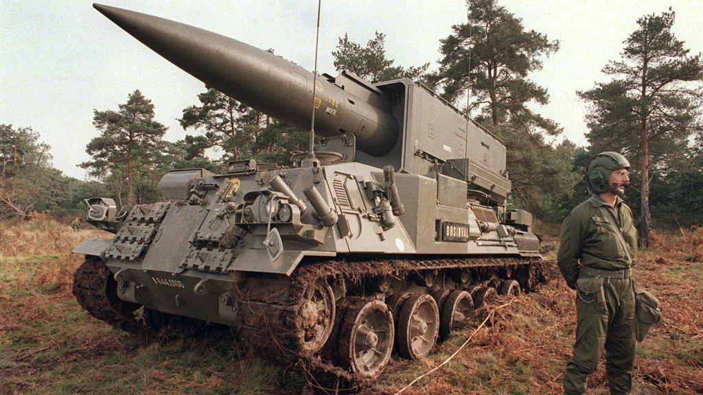 ألمانيا ستعارض بقوة نشر صواريخ نووية متوسطة المدى جديدة في أوروبا