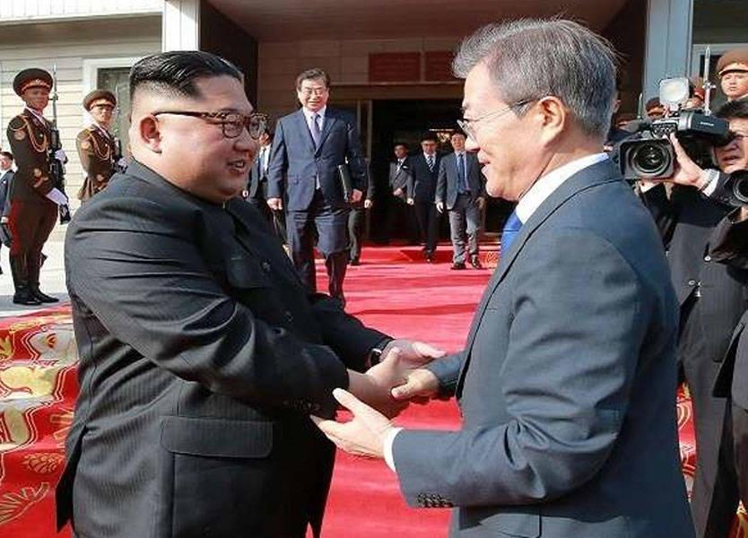 رئيس كوريا الجنوبية لا يزال يأمل في زيارة للزعيم الكوري الشمالي هذا العام