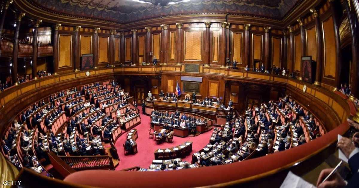 مجلس الشيوخ الايطالي يصوت على موازنة جديدة