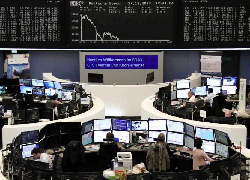 الأسواق تستعد لمرحلة دقيقة بسبب التوترات التجارية