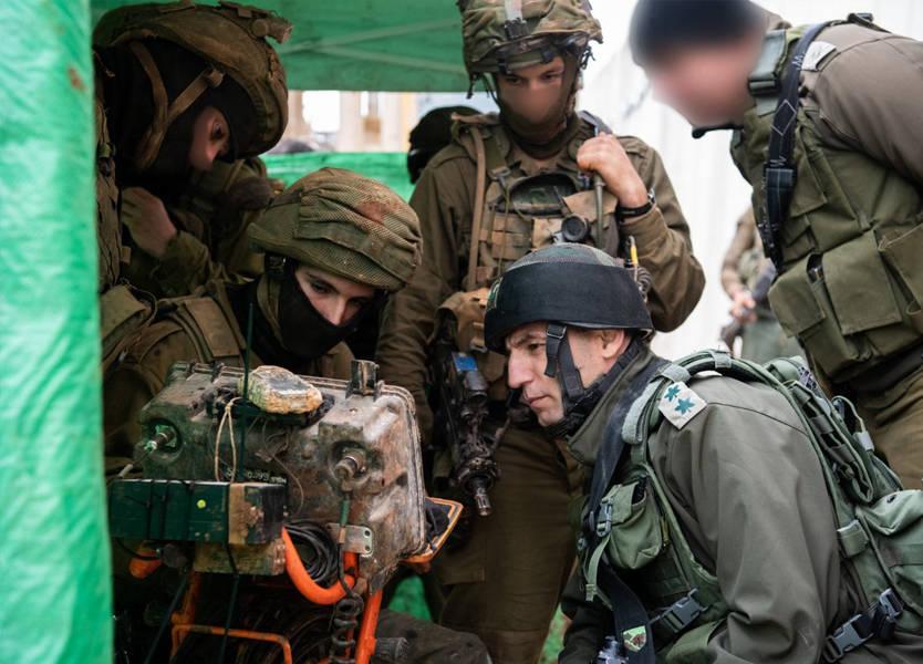 الجيش الإسرائيلي يعلن عن اكتشافه نفقاً ثالثاً مصدره الأراضي اللبنانية