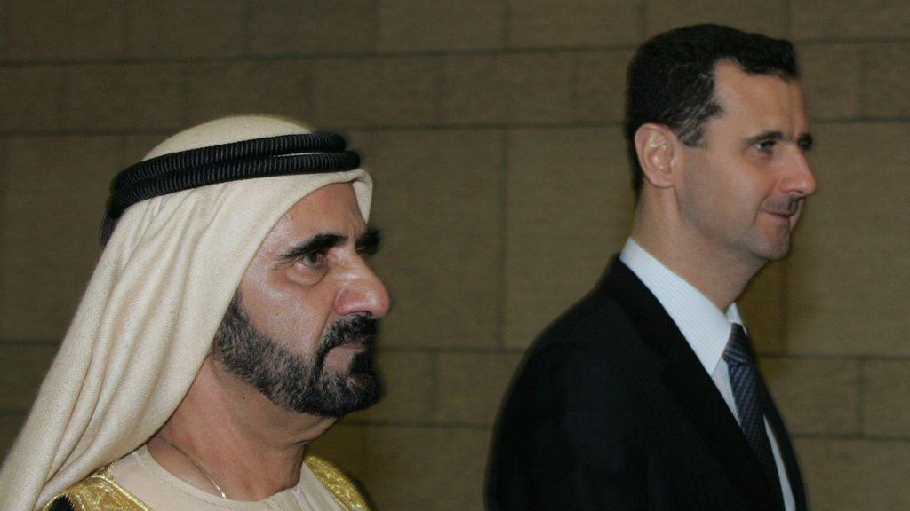 وزارة الإعلام السورية: الإمارات ستعيد فتح سفارتها في دمشق اليوم