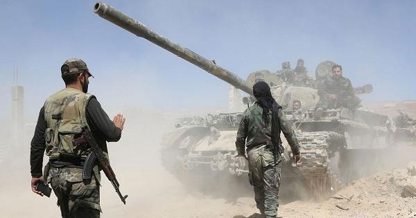الجيش السوري يسرح كل من أتم خمس سنوات في الخدمة