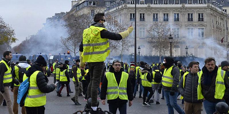 باريس لمن يريد إسقاط النظام: الردّ عليهم سيكون مناسباً وحاسماً