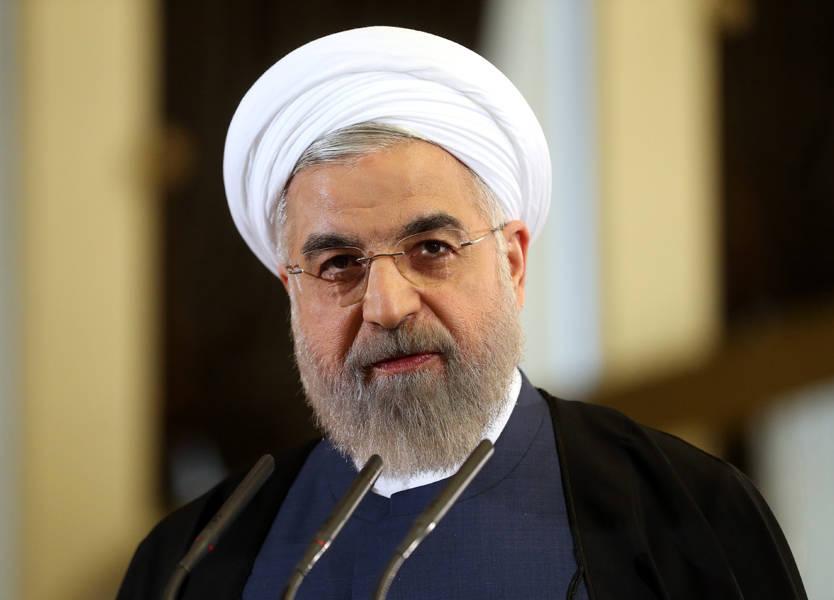 روحاني: الولايات المتحدة لن تمنعنا من تصدير النفط