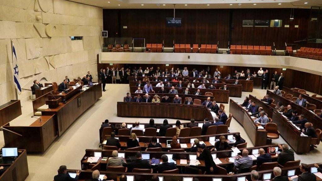 الحكومة الإسرائيلية توافق على حلّ الكنيست واجراء انتخابات مبكرة