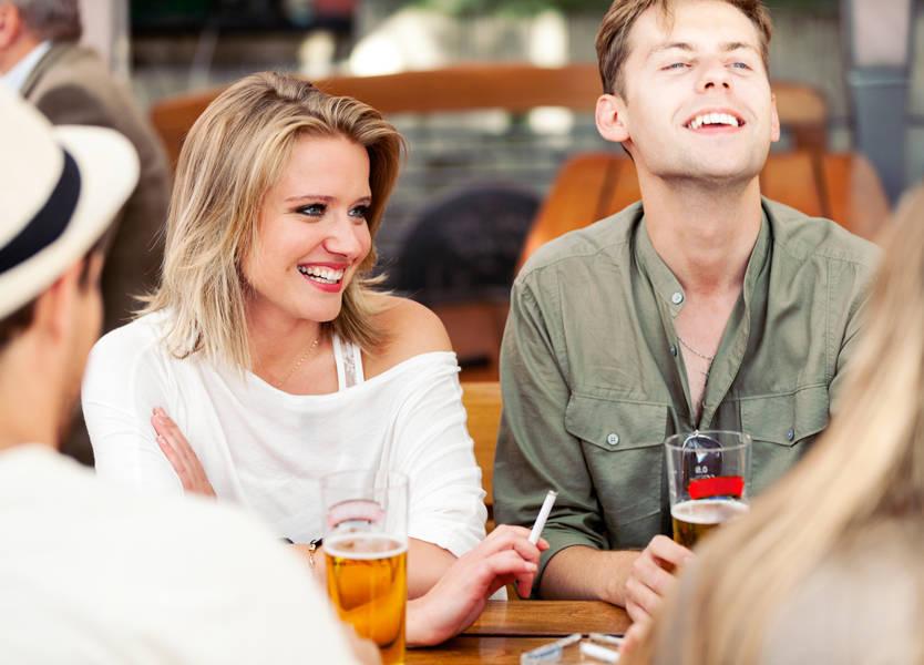 إكتشاف سبب التدخين وإدمان الكحول