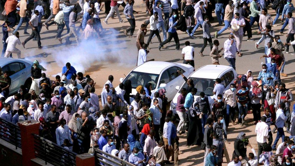 السودان: وزارة الداخلية تعلن توقيف 816 شخصاً خلال التظاهرات الأخيرة