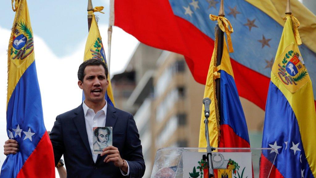 استراليا تنضم لأمريكا والدول الأوروبية الكبرى في تأييد غوايدو رئيساً لفنزويلا