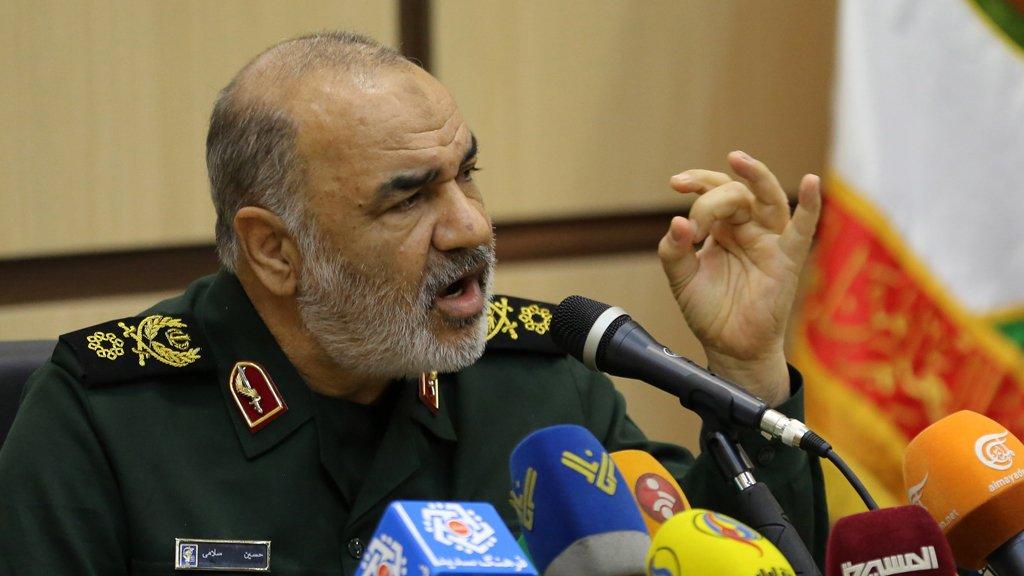 الحرس الثوري الإيراني: سنبقي على قواتنا العسكرية في سوريا رغم تهديدات إسرائيل