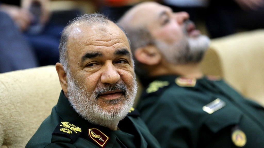 نائب قائد الحرس الثوري: