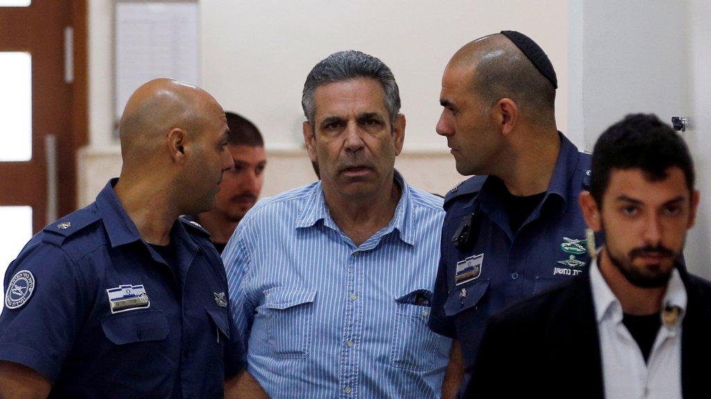 السجن 11 عاماً لوزير الطاقة الإسرائيلي السابق بعد اعترافه بالتجسس لصالح إيران