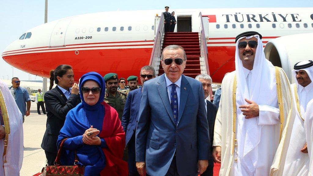 توقعات بوصول التجارة بين قطر وتركيا لملياري دولار في 2018