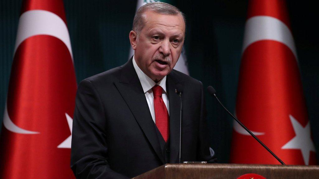 أردوغان: أتوقع قيام