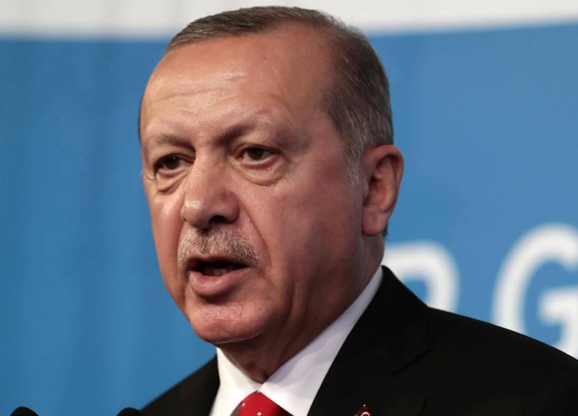 أردوغان بحث مع ترامب فكرة