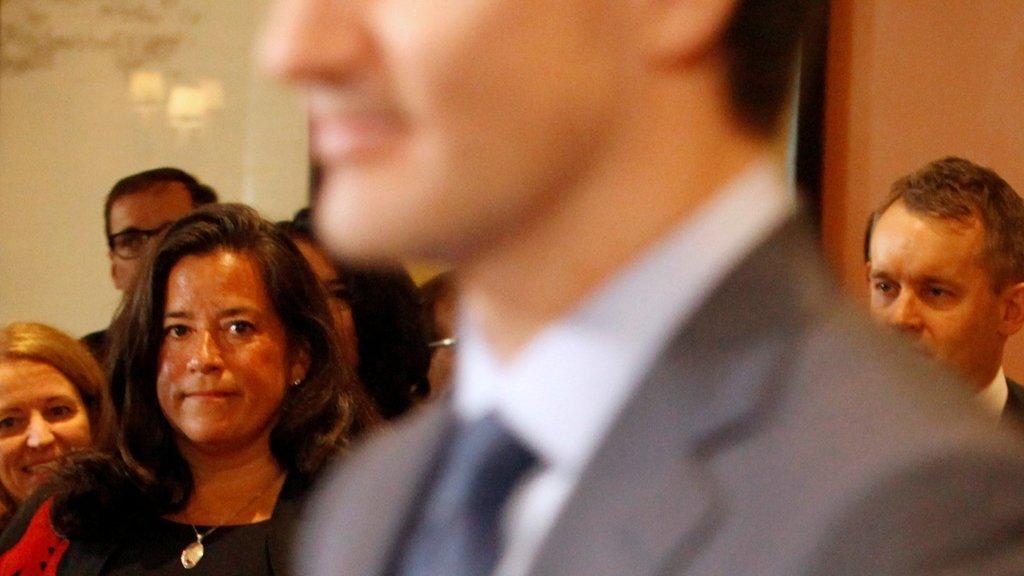 حكومة ترودو تواجه أزمة سياسية غير مسبوقة بعد الاستقالة المفاجئة لوزيرة العدل