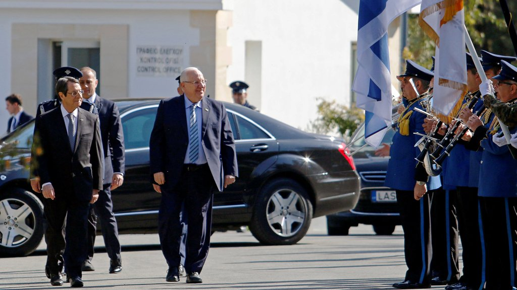 رئيس إسرائيل يحيي الذكرى 70 لإغلاق معسكرات اعتقال يهودية في قبرص