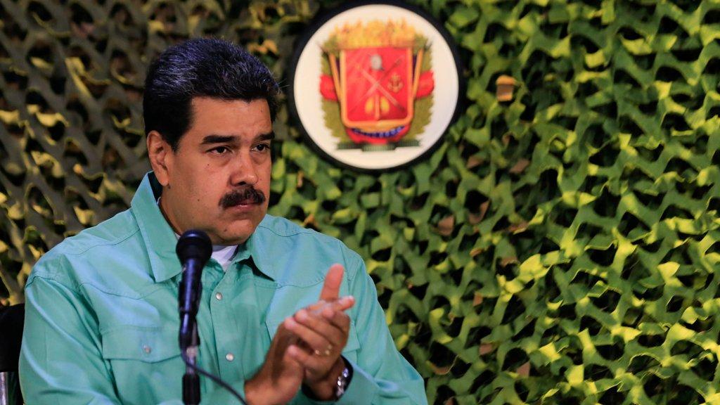 ترامب يحذر جيش فنزويلا من