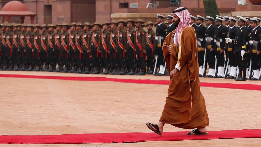 بعد باكستان... الهند تبسط السجادة الحمراء لولي العهد السعودي