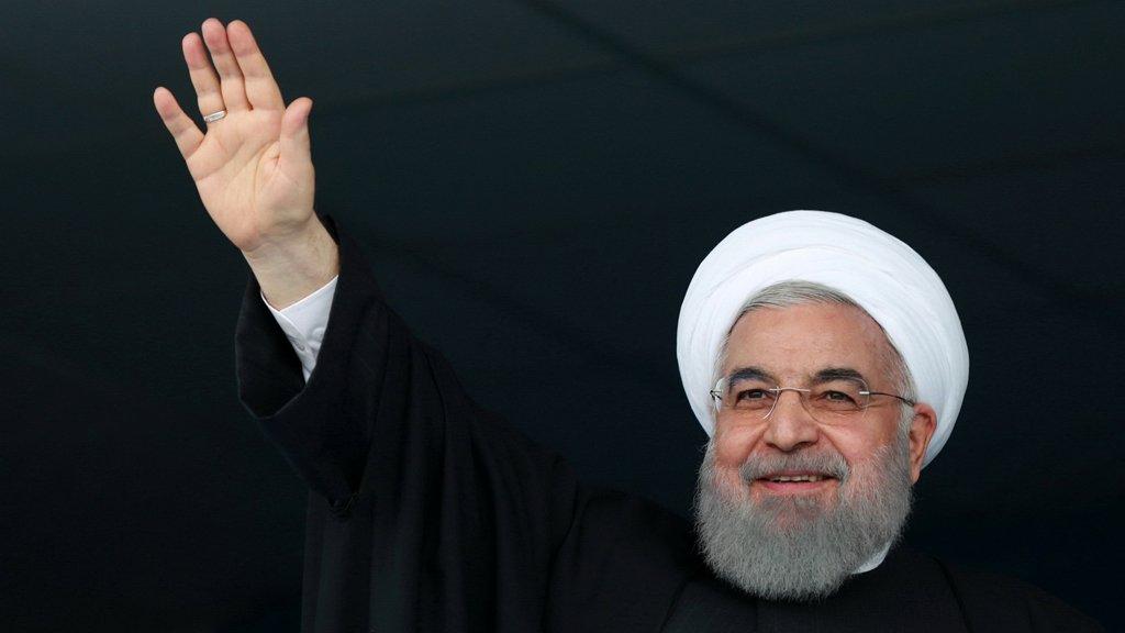 روحاني: مؤتمر وارسو
