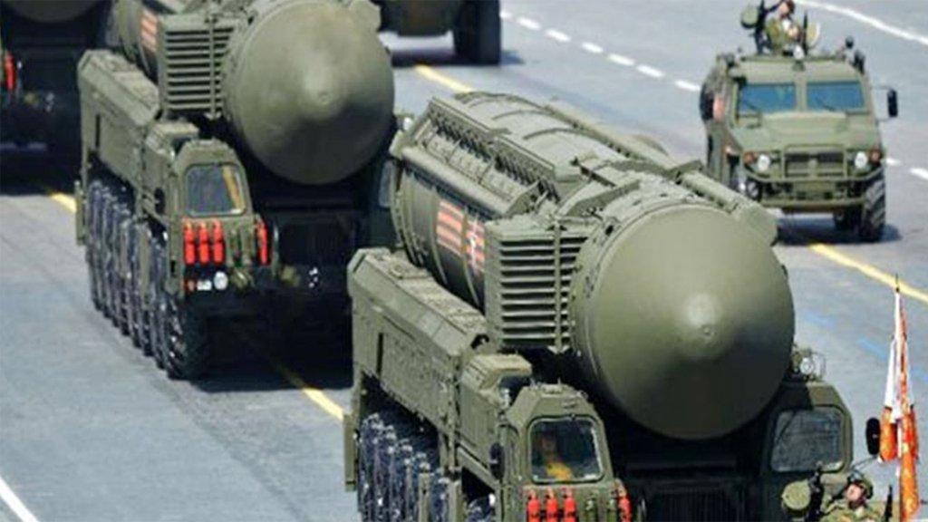 سباق تسلح جديد بين موسكو وواشنطن؟