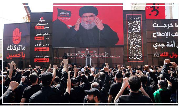 ماكرون: نفرق بين الفرع السياسي لـحزب الله الذي يمكن التواصل معه والفرع العسكري الإرهابي
