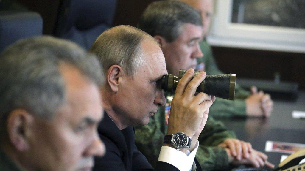 روسيا تتهم الولايات المتحدة بالتخطيط لتسليح المعارضة في فنزويلا