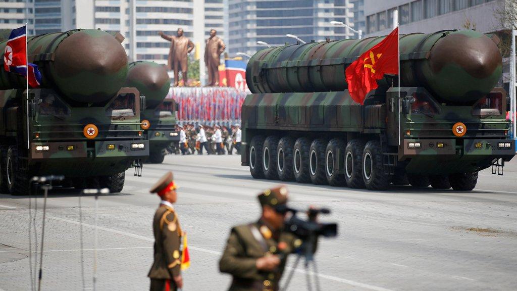 مراكز أبحاث أمريكية: كوريا الشمالية تعيد بناء موقع لإطلاق الصواريخ